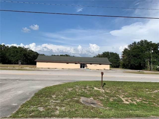 2175 N C 470, Lake Panasoffkee, FL 33538 (MLS #G5032072) :: Realty One Group Skyline / The Rose Team