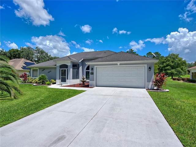 594 Dowling Circle, Lady Lake, FL 32159 (MLS #G5032760) :: Team Buky