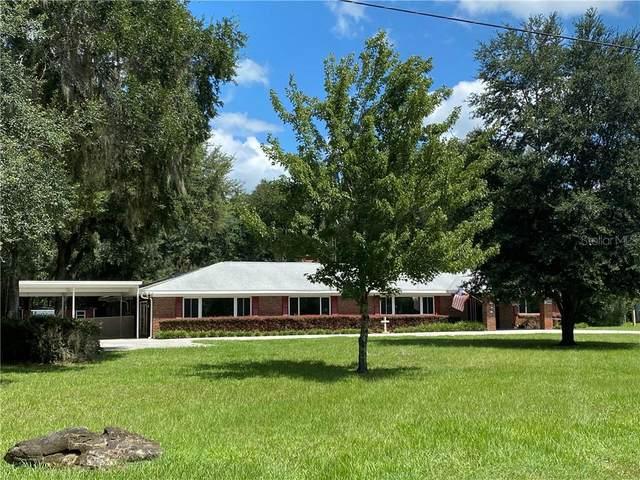 9535 W Tom Mason Drive, Crystal River, FL 34428 (MLS #G5033240) :: Rabell Realty Group