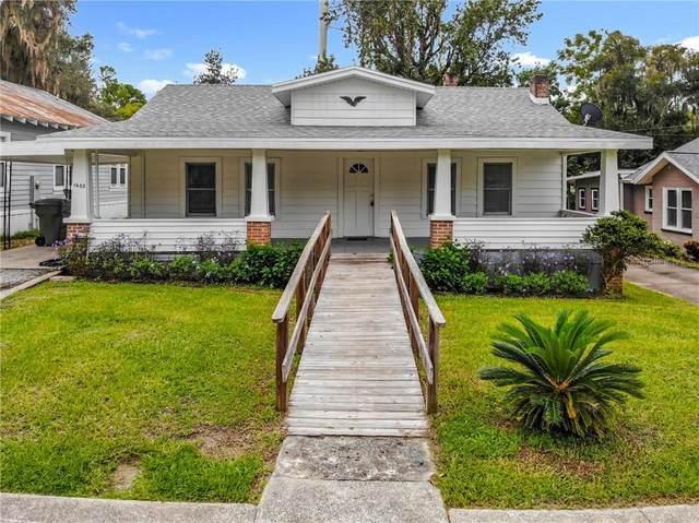 1603 High Street, Leesburg, FL 34748 (MLS #G5033702) :: The Price Group