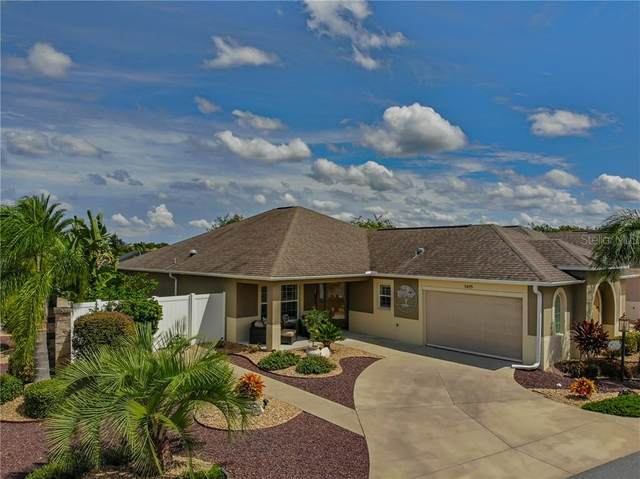 3455 Oldham Lane, The Villages, FL 32163 (MLS #G5033706) :: Realty Executives in The Villages
