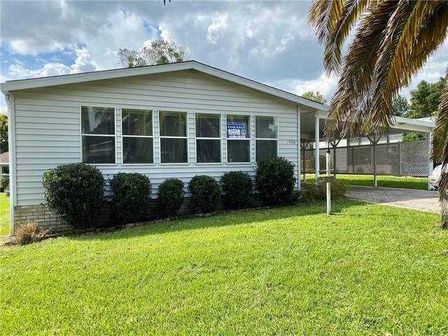 1406 Plantation Drive, Lady Lake, FL 32159 (MLS #G5034015) :: Dalton Wade Real Estate Group