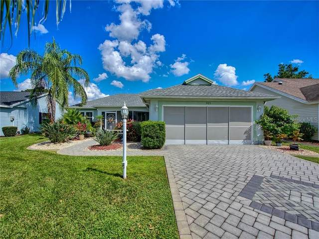 505 Del Mar Drive, The Villages, FL 32159 (MLS #G5034658) :: Realty Executives in The Villages