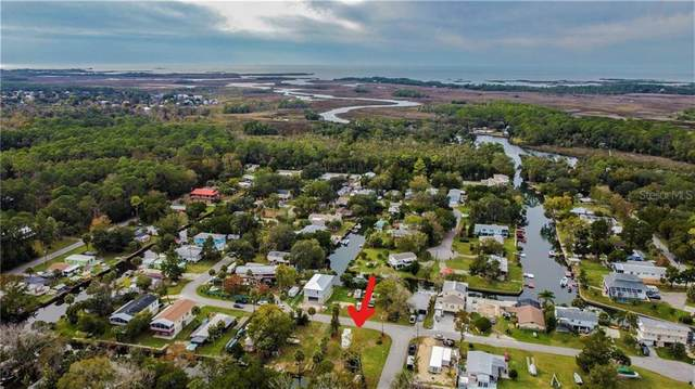 6230 Island Drive, Weeki Wachee, FL 34607 (MLS #G5035827) :: The Heidi Schrock Team