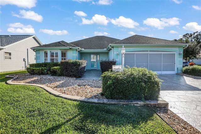 2108 Charo Lane, The Villages, FL 32159 (MLS #G5036316) :: Realty Executives in The Villages