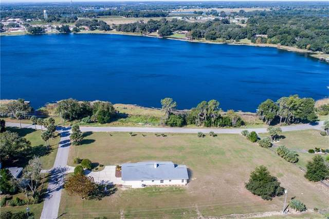 40744 Fletcher Road, Umatilla, FL 32784 (MLS #G5036955) :: Florida Real Estate Sellers at Keller Williams Realty