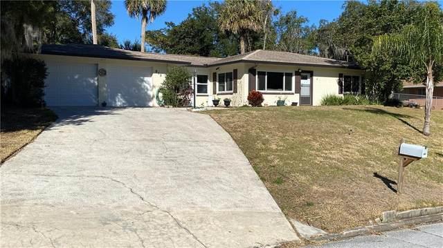 915 E Citrus Avenue, Eustis, FL 32726 (MLS #G5037227) :: Baird Realty Group