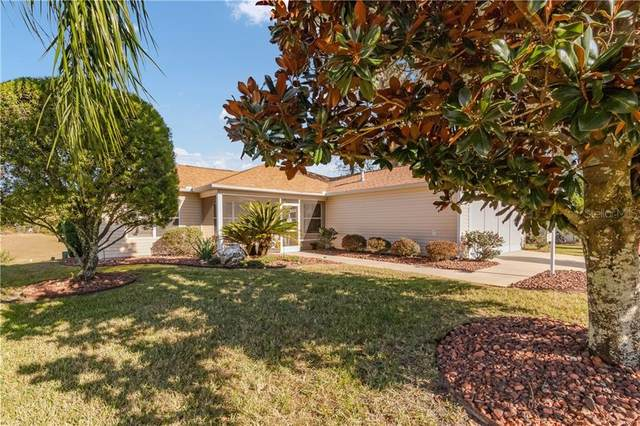 9255 SE 179TH WESLEY Street, The Villages, FL 32162 (MLS #G5037524) :: Keller Williams Realty Peace River Partners