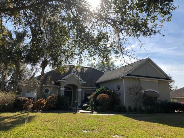 4320 SE 106TH Street, Belleview, FL 34420 (MLS #G5037797) :: Frankenstein Home Team