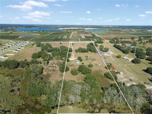 6842 Cherry Lake Road, Groveland, FL 34736 (MLS #G5037833) :: Griffin Group