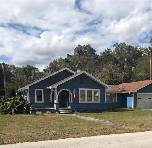 222 Etheredge Street, Bushnell, FL 33513 (MLS #G5037892) :: Sarasota Home Specialists