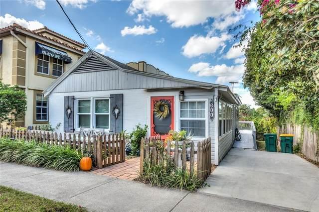 311 N Baker Street, Mount Dora, FL 32757 (MLS #G5038163) :: Zarghami Group