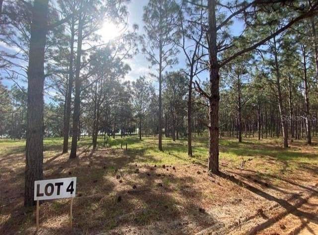 Se State Road 42, Weirsdale, FL 32195 (MLS #G5038253) :: BuySellLiveFlorida.com