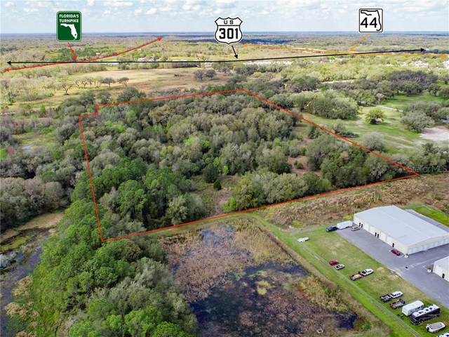 000 County Road 181, Wildwood, FL 34785 (MLS #G5038527) :: Lockhart & Walseth Team, Realtors