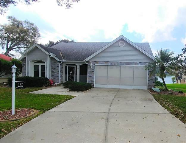 312 Gonzales Place, The Villages, FL 32159 (MLS #G5038758) :: Realty Executives in The Villages