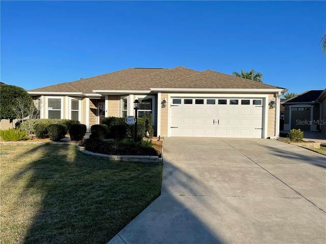 1613 Pennecamp Drive, The Villages, FL 32162 (MLS #G5038900) :: Team Buky