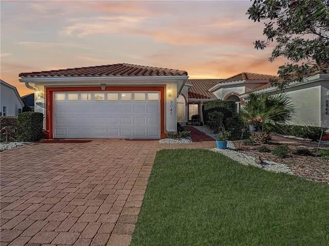 5042 Harbour Drive, Oxford, FL 34484 (MLS #G5039006) :: Florida Real Estate Sellers at Keller Williams Realty