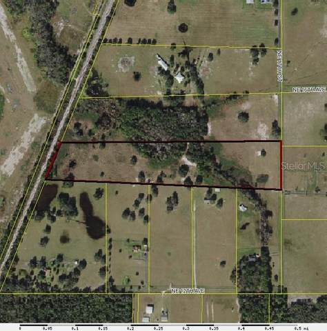 N 17TH STREET, Sumterville, FL 33585 (MLS #G5039586) :: Premium Properties Real Estate Services