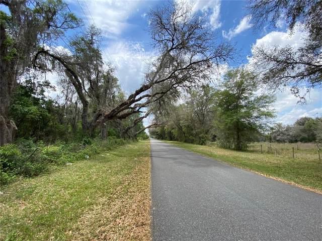 Cr 650, Bushnell, FL 33513 (MLS #G5040966) :: Armel Real Estate