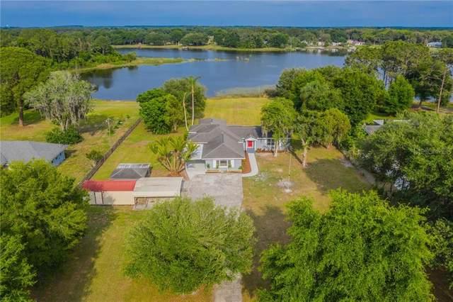 15821 Wilson Parrish Road, Umatilla, FL 32784 (MLS #G5041100) :: The Light Team