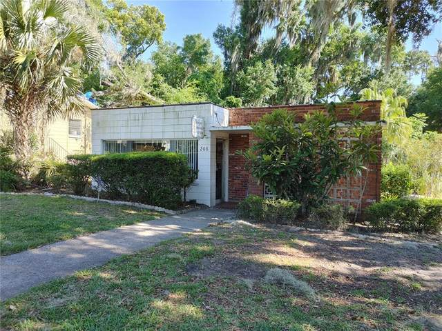 208 E 11TH Avenue, Mount Dora, FL 32757 (MLS #G5041189) :: The Lersch Group