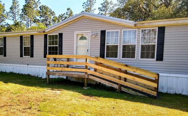 17600 SW 40TH Street, Dunnellon, FL 34432 (MLS #G5041745) :: Premium Properties Real Estate Services