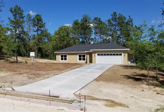 4435 SW 121ST Terrace, Ocala, FL 34481 (MLS #G5041761) :: Southern Associates Realty LLC
