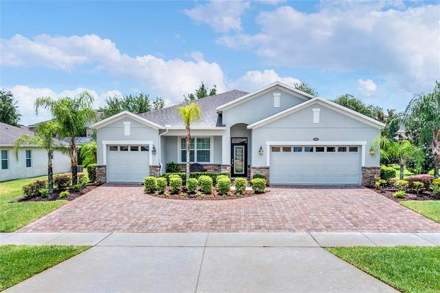 1011 Glenraven Lane, Clermont, FL 34711 (MLS #G5041784) :: Lockhart & Walseth Team, Realtors