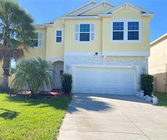 1103 White Water Bay Drive, Groveland, FL 34736 (MLS #G5041812) :: Everlane Realty