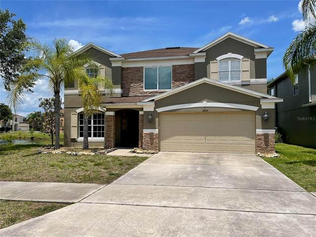 1865 Strathmore Circle, Mount Dora, FL 32757 (MLS #G5041850) :: SunCoast Home Experts