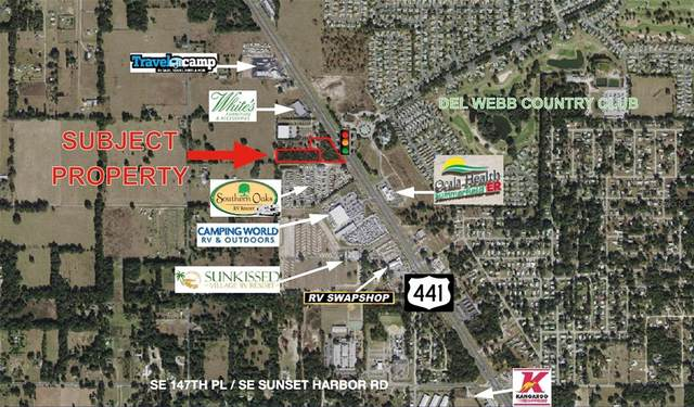 0 Hwy 441, Summerfield, FL 34491 (MLS #G5041943) :: Everlane Realty