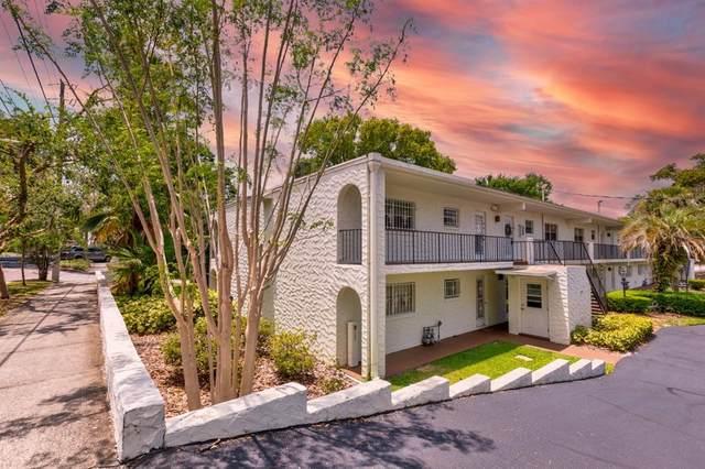 145 E 6TH Avenue #8, Mount Dora, FL 32757 (MLS #G5042348) :: Stellar Home Sales
