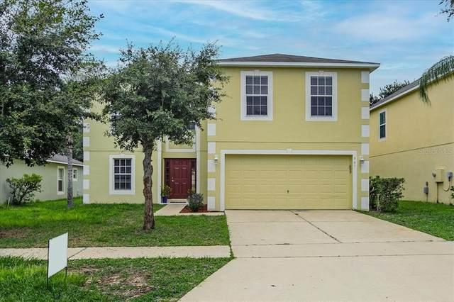 507 Cadiz Drive, Groveland, FL 34736 (MLS #G5042671) :: Griffin Group