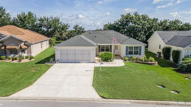 9161 SE 169TH BENTLEY Street, The Villages, FL 32162 (MLS #G5042807) :: Vacasa Real Estate