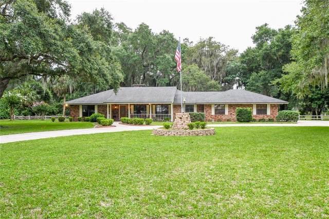 11128 E Revels Road, Howey in the Hills, FL 34737 (MLS #G5043483) :: Vacasa Real Estate
