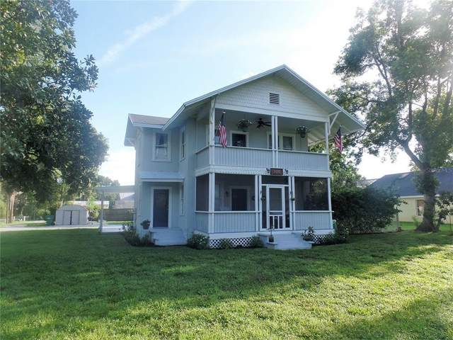 300 Railroad Street, Fruitland Park, FL 34731 (MLS #G5043797) :: Kreidel Realty Group, LLC