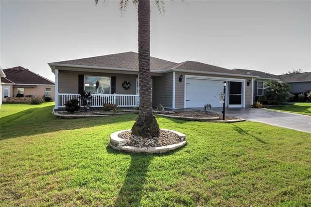 2393 Carriage Hill Way, The Villages, FL 32162 (MLS #G5044372) :: Kreidel Realty Group, LLC
