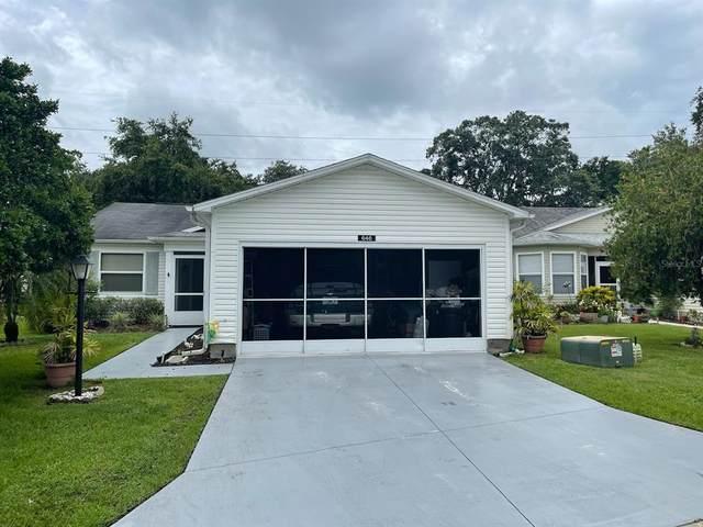 646 Glen Oaks Drive, Leesburg, FL 34748 (MLS #G5045075) :: The Duncan Duo Team
