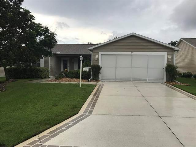 299 Jefferson Lane, The Villages, FL 32162 (MLS #G5045127) :: Realty Executives