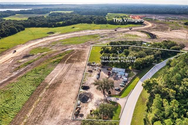 1935 County Road 470, Okahumpka, FL 34762 (MLS #G5045304) :: Zarghami Group