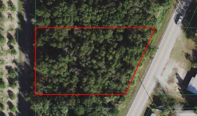 0000 S Highway 25, Weirsdale, FL 32195 (MLS #G5046686) :: The Paxton Group