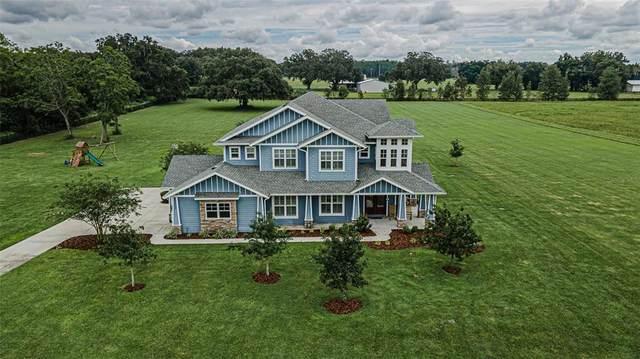 10499 NE 104TH Circle, Oxford, FL 34484 (MLS #G5046917) :: Bustamante Real Estate