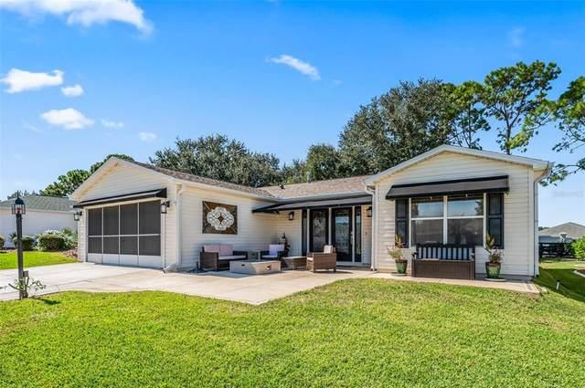 2736 Privada Drive, The Villages, FL 32162 (MLS #G5047883) :: Lockhart & Walseth Team, Realtors