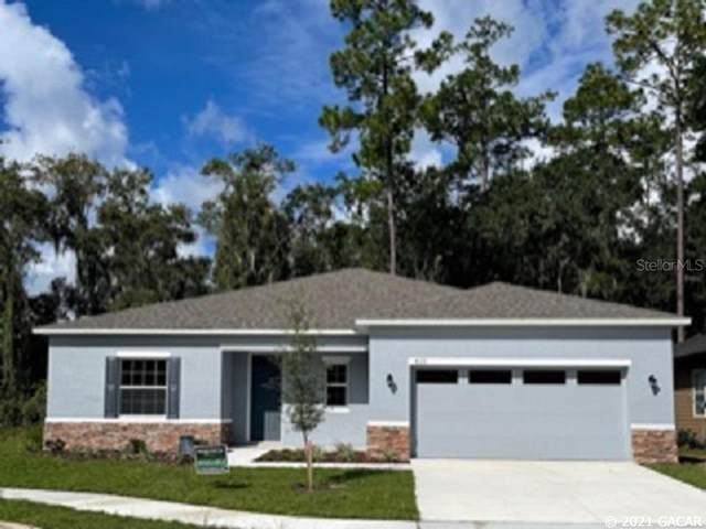 4110 NW 26th Drive, Gainesville, FL 32605 (MLS #GC442544) :: The Curlings Group