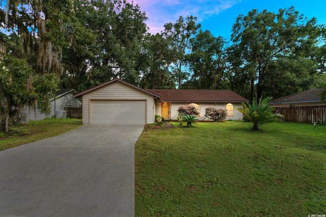 5202 NW 30TH Lane, Gainesville, FL 32606 (MLS #GC447850) :: Stewart Realty & Management