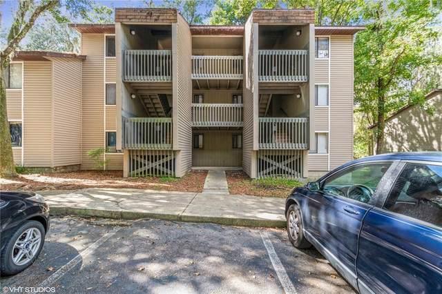 107 SE 16TH Avenue R301, Gainesville, FL 32601 (MLS #GC448236) :: Stewart Realty & Management