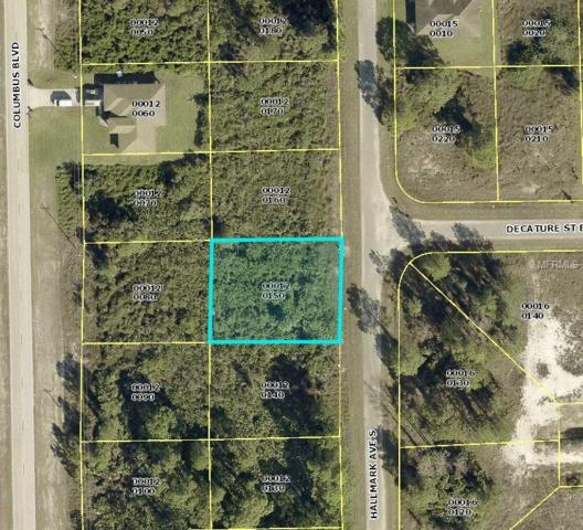 1118 Hallmark Avenue, Lehigh Acres, FL 33974 (MLS #H2203962) :: Mark and Joni Coulter | Better Homes and Gardens