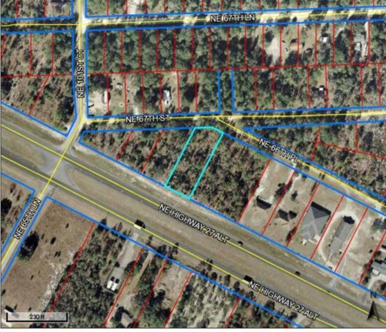 0 NE 66TH Place, Bronson, FL 32621 (MLS #H2204319) :: The Duncan Duo Team