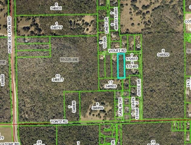 0 Violet Road, Brooksville, FL 34601 (MLS #H2400617) :: Alpha Equity Team