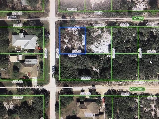 2835 W Laredo Road, Avon Park, FL 33825 (MLS #K4900303) :: Team Borham at Keller Williams Realty